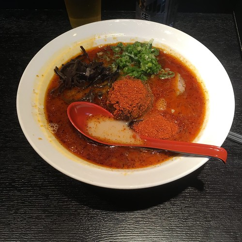 Spicy King at Ramen Nagi