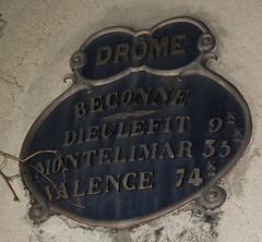Beconne, Drome