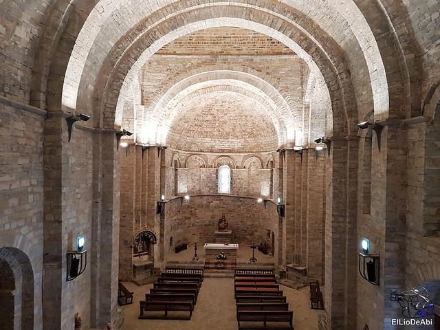 Monasterio de San Pedro de Siresa, un joya en el valle de Hecho (12)
