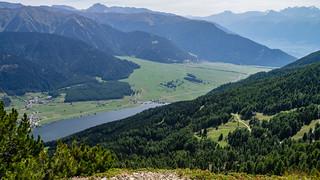 Haidersee im Obervinschgau