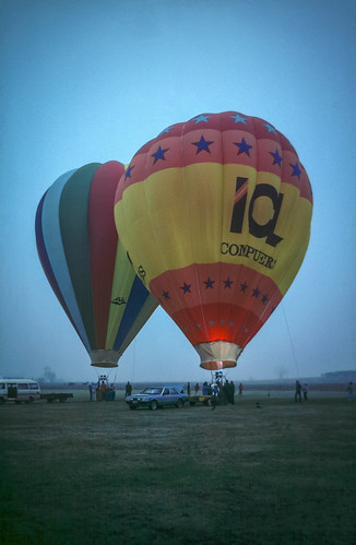 Fully Inflated Balloons
