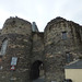 Conwy Town Walls - Lower Gate Street, Conwy - Lower Gate