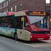 Warrington's Own Buses YJ62FKL