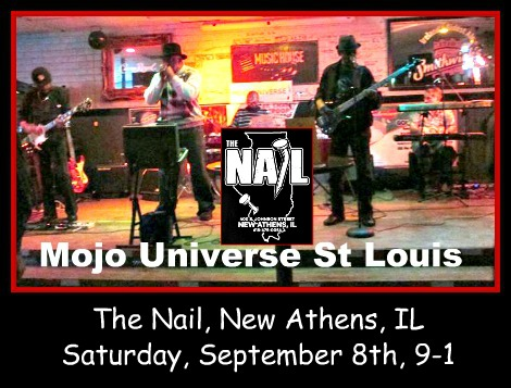 Mojo Universe St Louis 9-8-18