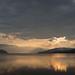 Sunrise over Kamloops Lake by Hoetmer R
