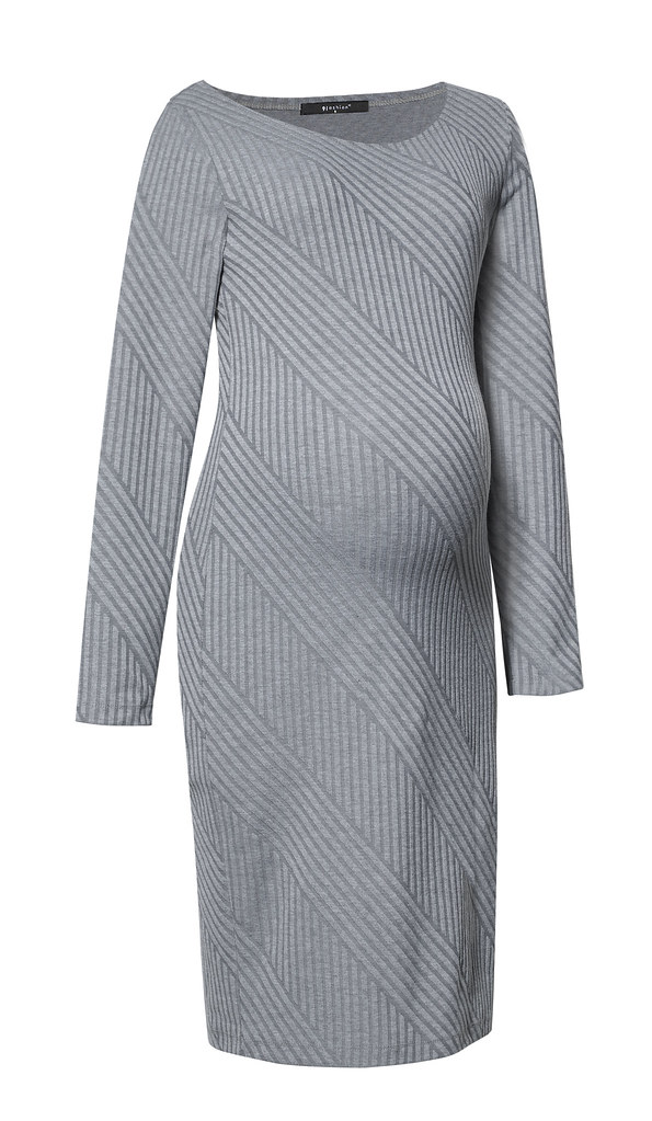 Dress CARELI gray