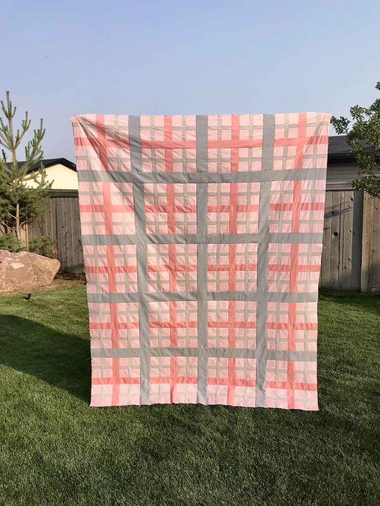 Miranda's Addition Quilt