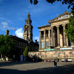 Harris Museum and Town Hall, Preston