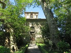 Italy - Lazio - Bagnaia - Villa Lante - Garden - Cassino
