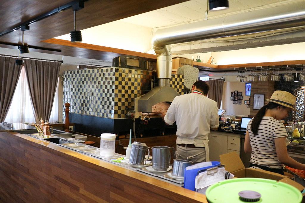 義大利米蘭手工窯烤披薩 台北中山店 Milano Pizzeria Taipei (22)