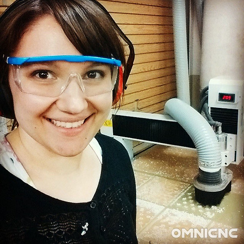 Omni CNC Router Machine