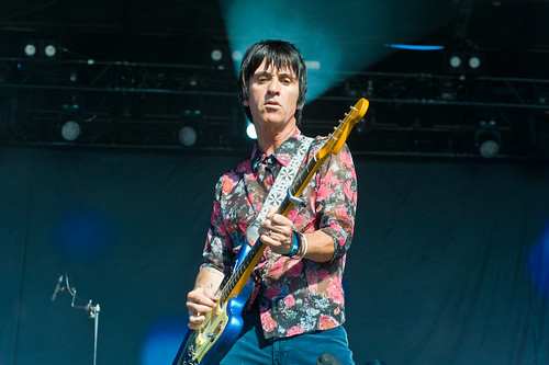 Johnny Marr en Riot Fest Chicago 2018