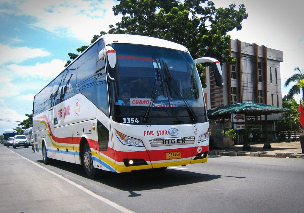Five Star Bus 3354 Bolinao S Newest Company Flickr