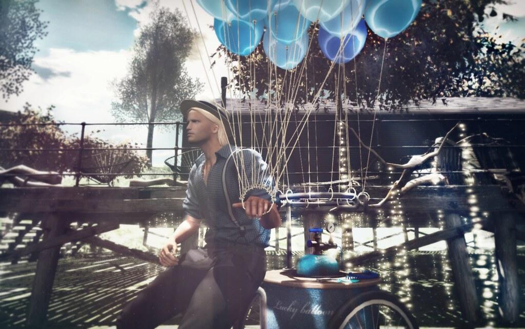 Wip[D-lab+Andika-BalloonCart]@Uber - TeleportHub.com Live!