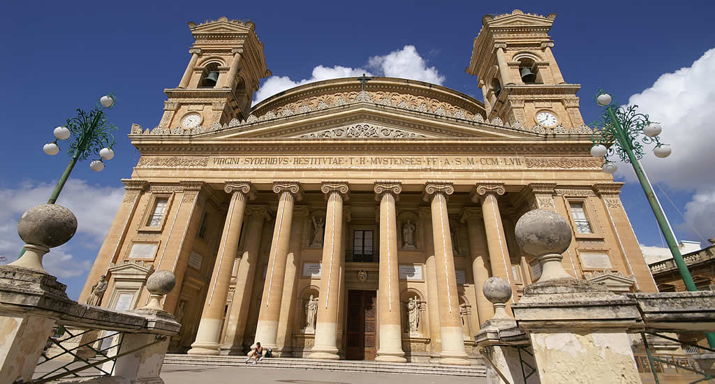 Cultuur snuiven op Malta: Mosta | Malta & Gozo
