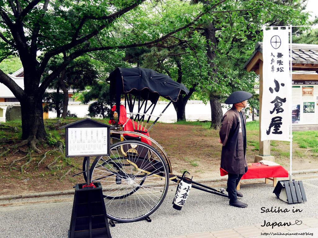 日本自由行福岡小倉城 (8)