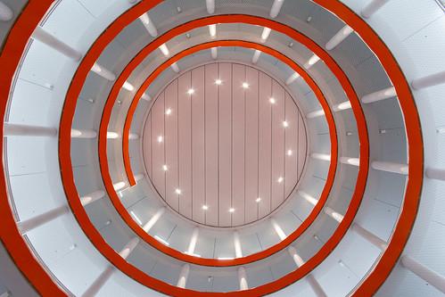 Orange spiral (on Explore)