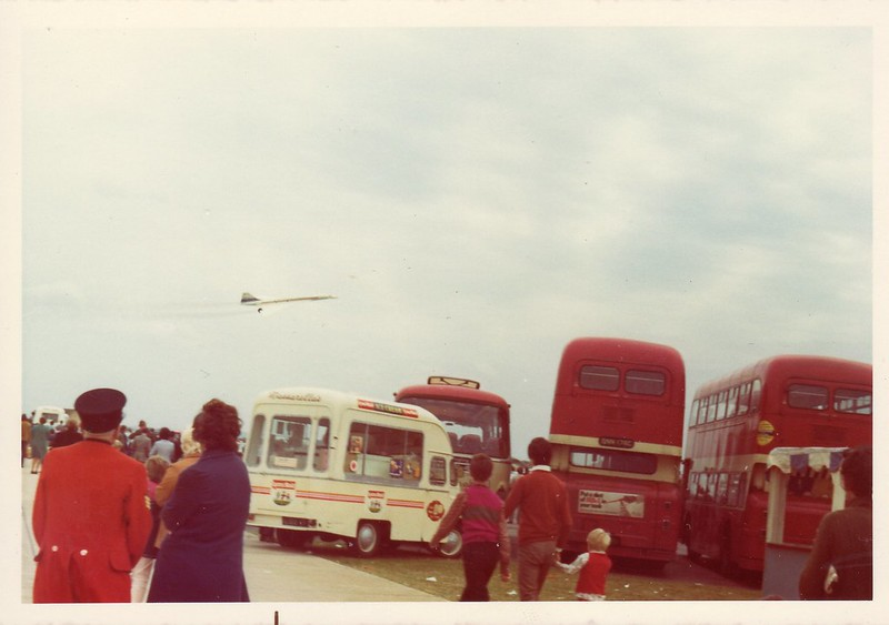 Concorde fly by