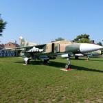 Szolnok, Reptár, MIG-23 vadászrepülő