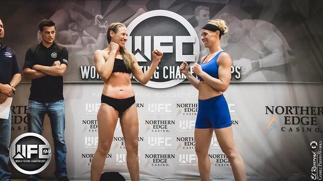 WFC 94 Weigh-Ins 8/31/18