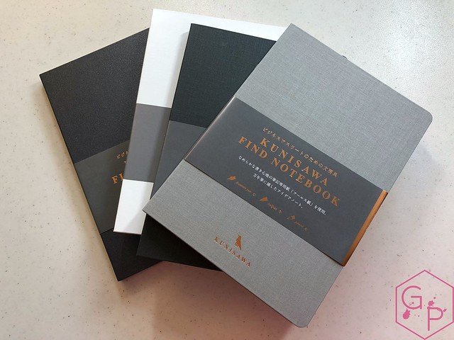 Kunisawa Japanese Stationery Find Notebooks Review 3