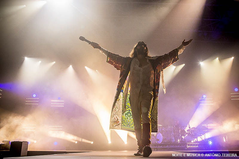 Thirty Seconds To Mars - Altice Forum Braga 2018
