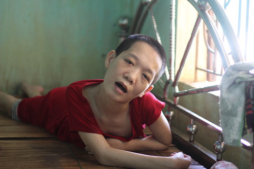 Portrait of Le Thi Phuong