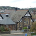 Views from Conwy Town Walls - St John's Methodist Church - Rose Hill Street, Conwy