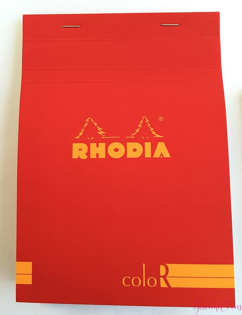 Rhodia ColoR Note Pad @exaclair @exaclairlimited 1