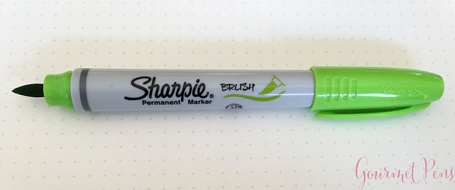 Sharpie Brush Pen @JetPens  6