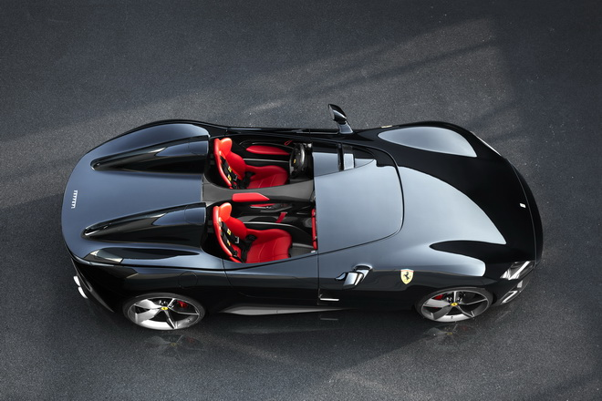 11. The Ferrari Monza SP2