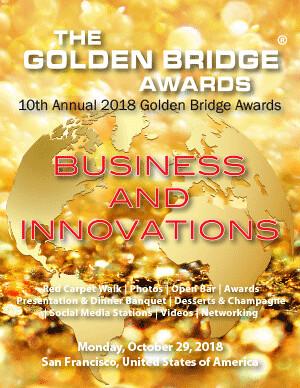 10th Annual 2018 Golden Bridge Awards