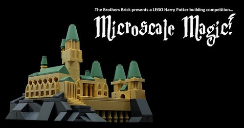 The Brothers Brick Microscale Magic Contest