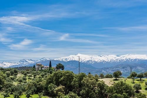 Granada - El Farque - Sierra Nevada