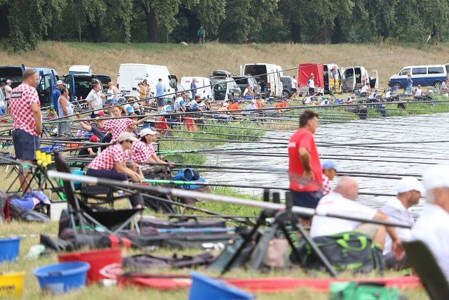 25th COARSE ANGLING WORLD CHAMPIONSHIP FOR LADIES