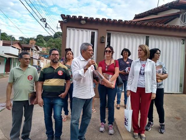 Caminhada em Governador Valadares
