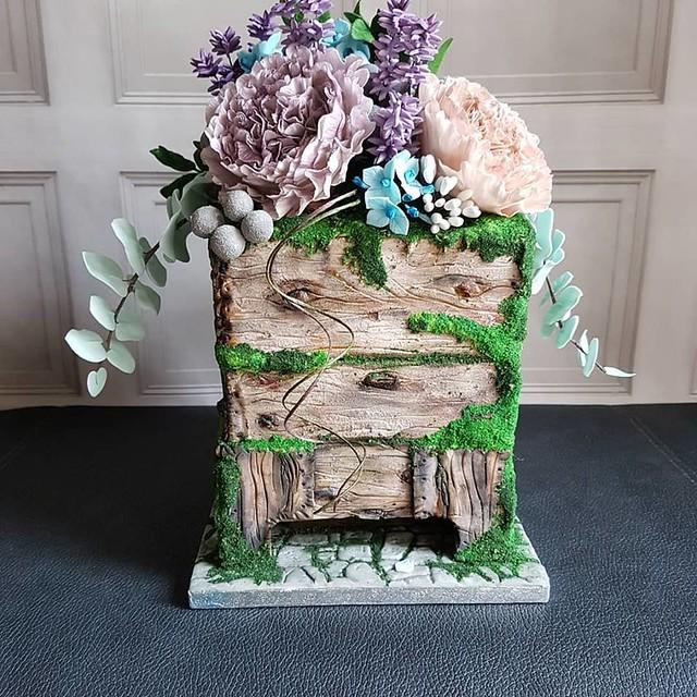Cake by Silver Bridge Cakes