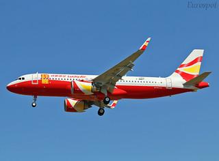 F-WWDT Airbus A320 Neo Lucky Air