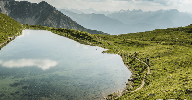 Svět horských kol je v Lenzerheide