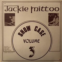 JACKIE MITTOO:SHOW CASE VOLUME 3(JACKET B)