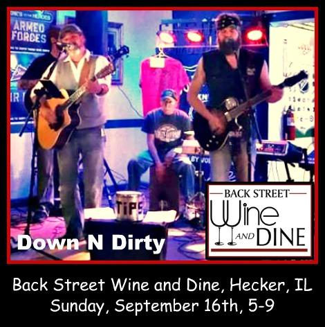 Down N Dirty 9-16-18