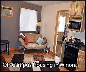housing off campus winona