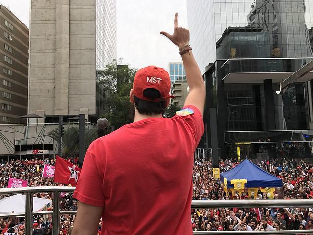 Un festival musical por la libertad de Lula reúne a miles de personas en São Paulo