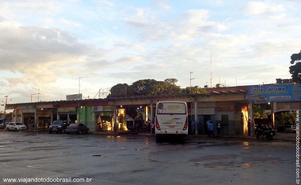 Novo Gama - Terminal Rodoviário