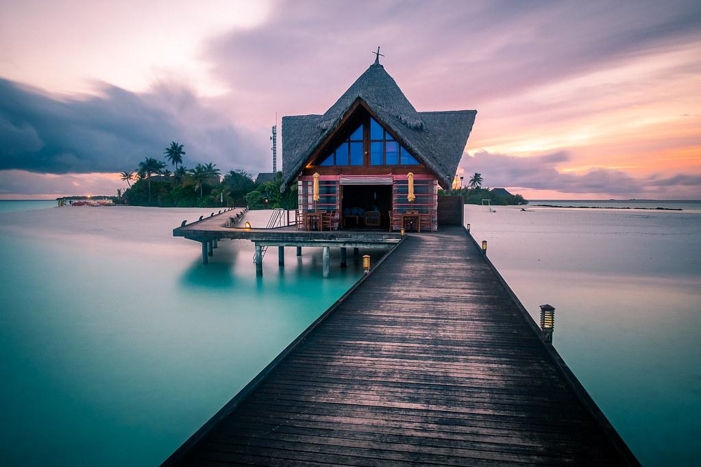 Dhigufaru, Maldives picture