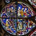 Lincoln Cathedral, Dean's Eye window, N31 lobe D
