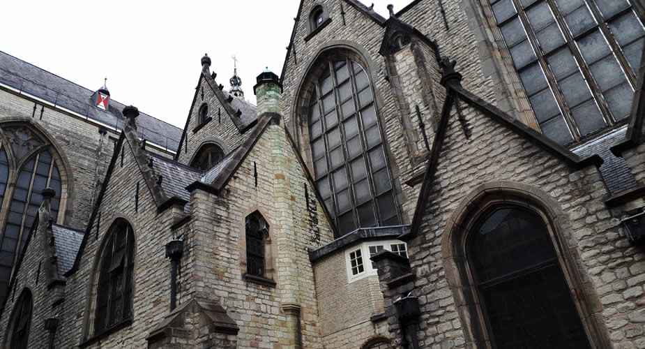 Bezienswaardigheden Gouda, Sint Janskerk Gouda | Mooistestedentrips.nl