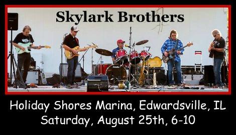 Skylark Brothers 8-25-18