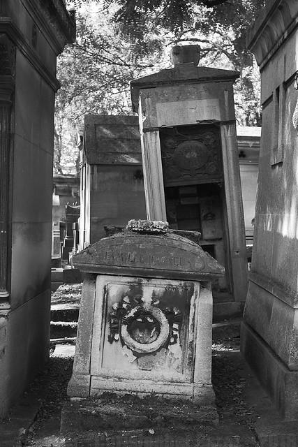 Pere Lachaise Cemetery ~ Paris, France