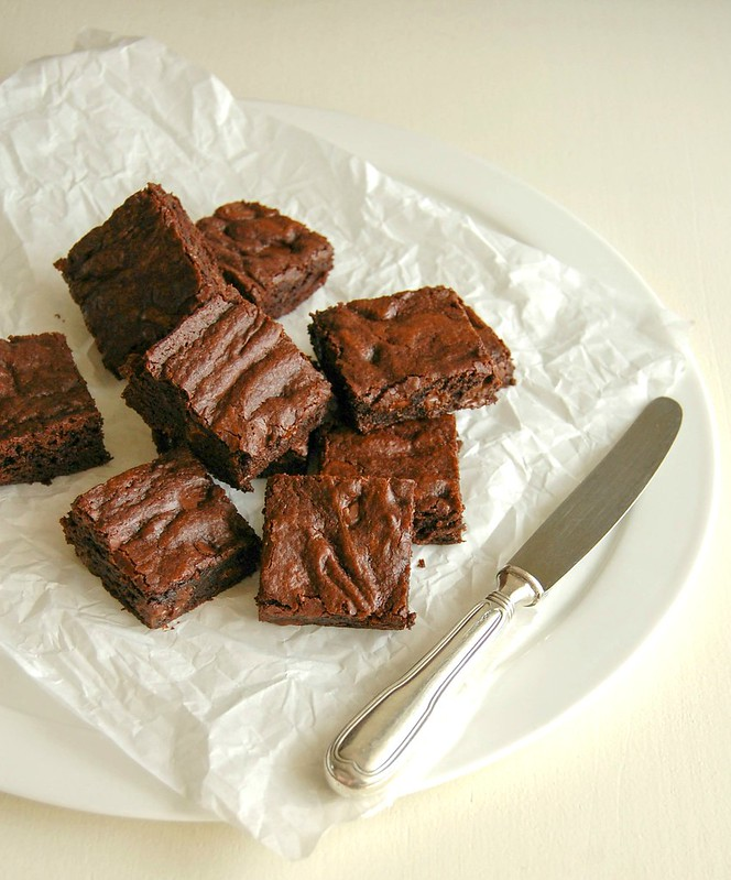 Brownies básicos